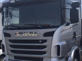 کامیون کشنده اسکانیا