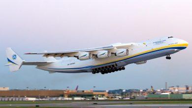 تصویر از بزرگترین هواپیماهای باربری جهان(1)