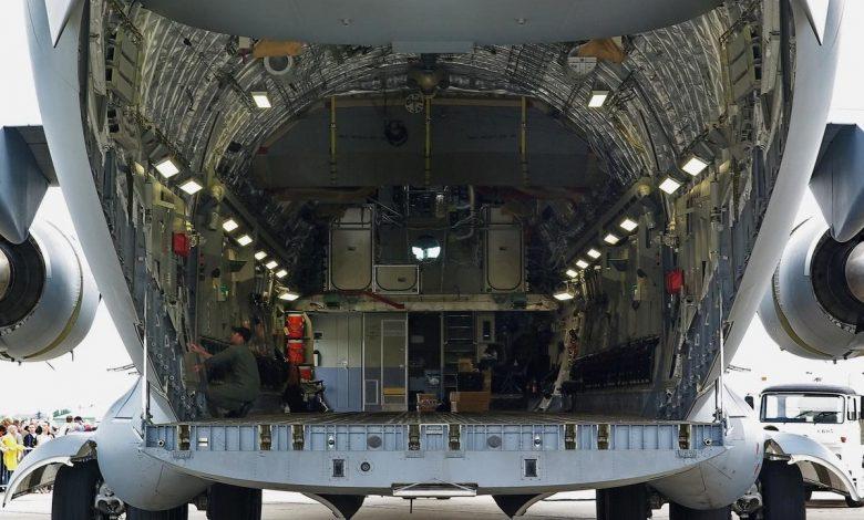 بزرگترین هواپیماهای باربری جهان (2) 5 | آفکو