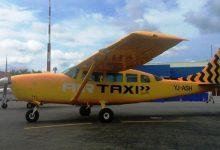 تصویر از پای تاکسی های هوایی به مهرآباد باز شد