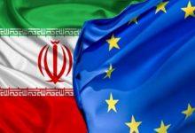 تصویر از تجارت ایران و اروپا