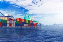 تصویر از حمل و نقل دریایی
