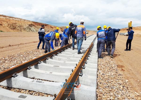 راهآهن خواف-هرات تا پایان آذرماه افتتاح میشود 3 | آفکو