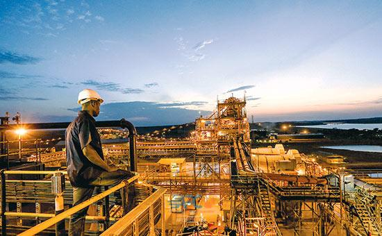 سهم ۱۶.۸ درصدی صادرات بخش معدن و صنایع معدنی در ۷ ماهه امسال 3 | آفکو