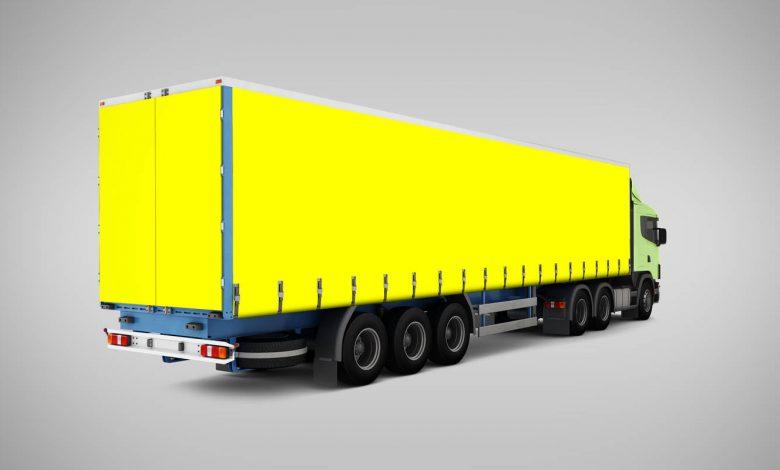 کامیون اتاقدار 5 | آفکو
