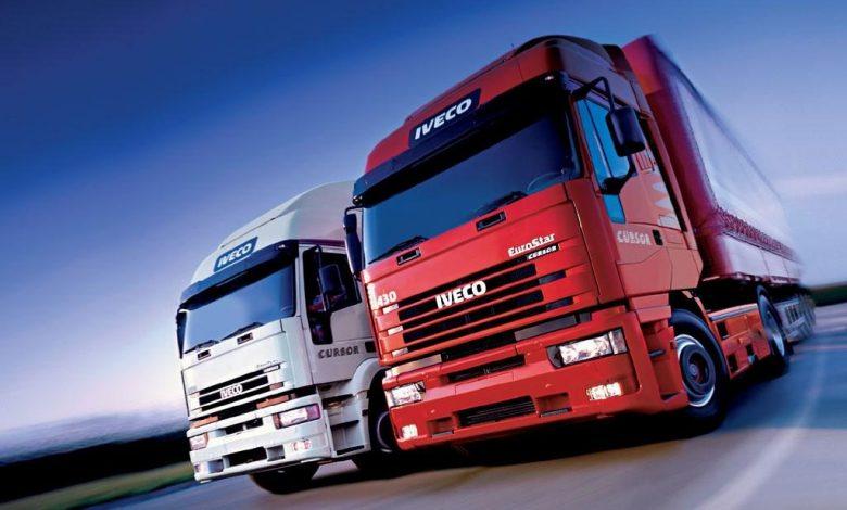 انواع کامیون حمل بار 5 | آفکو