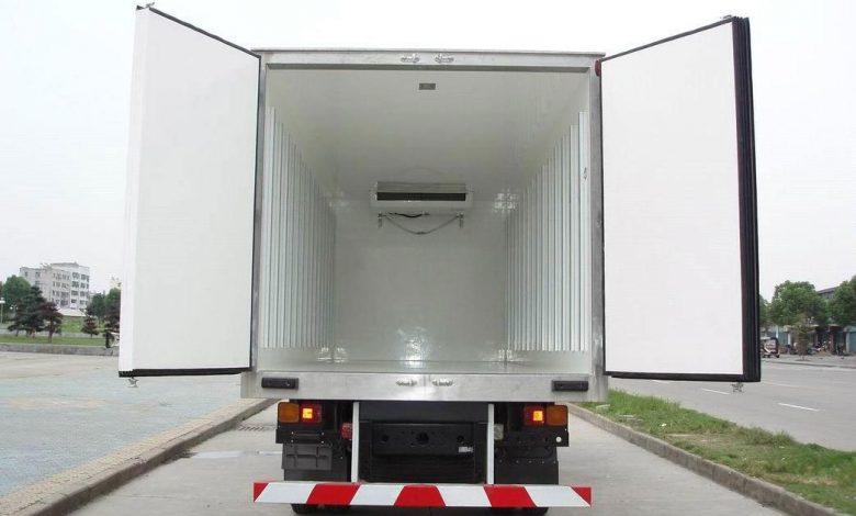 کامیون یخچالدار 3 | آفکو