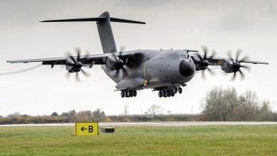 تصویر از ایرباس A400M اطلس