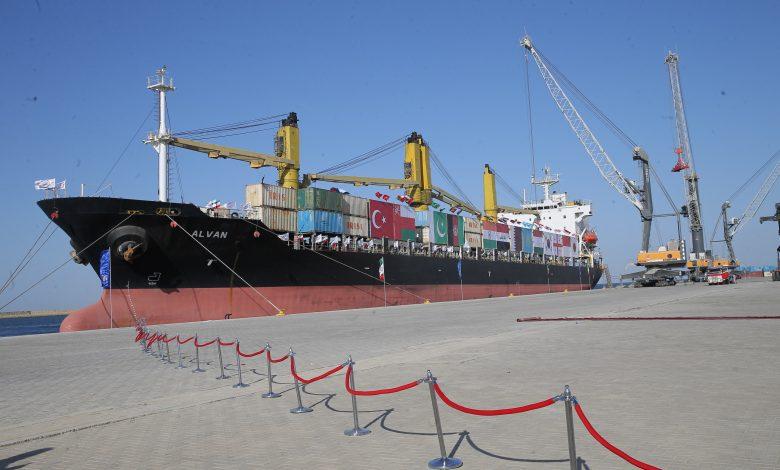 درخواست برای حضور بیشتر ناوگان ملی کشتیرانی در بندر چابهار 5   آفکو