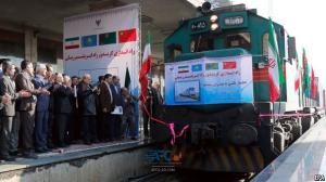 مقایسه مسیر ترانزیتی استانبول-شیان و ایران-چین 21 | آفکو