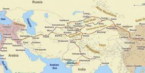 مقایسه مسیر ترانزیتی استانبول-شیان و ایران-چین 16 | آفکو