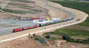 مقایسه مسیر ترانزیتی استانبول-شیان و ایران-چین 22 | آفکو
