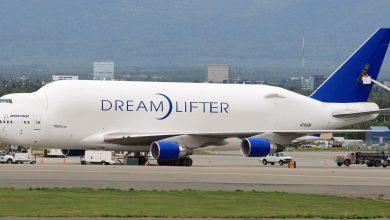 تصویر از بوئینگ 747 دریملیفتر