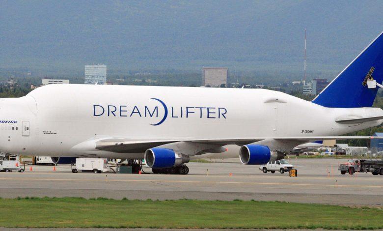 بوئینگ 747 دریملیفتر 3 | آفکو