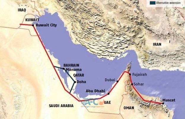 درخواست عراق برای راه اندازی کریدور همکاری دریایی و هوایی 5 | آفکو