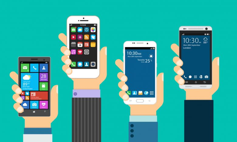 رشد27درصدی واردات تلفن همراه 5   آفکو