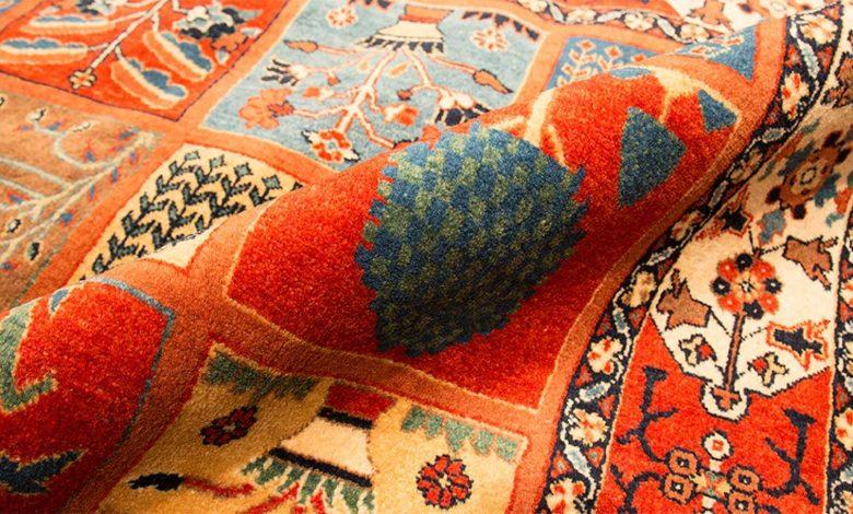 فرش دستباف یک صنایعدستی یک کالای صادراتی 5 | آفکو