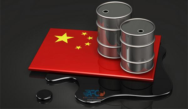 واردات نفت خام چین رکورد زد 5   آفکو