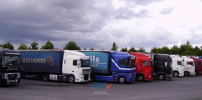 تردد ۲۳ هزار کامیون تجارت خارجی و رشد ۵۰ درصدی صادرات از آستارا 3 | آفکو