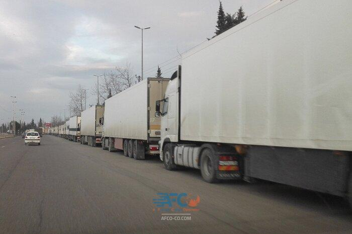 مدیرکل گمرک: صف کامیونها در آستارا ناشی از افزایش تجارت خارجی است 5 | آفکو