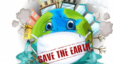 تصویر از تخریب محیط زیست و مفهوم آلودگی فرامرزی