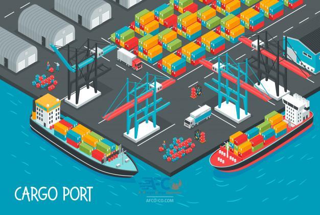اصطلاحات مفید بازرگانی و حمل و نقل بین المللی به انگلیسی 5 | آفکو