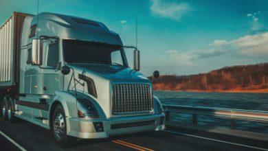 تصویر از انواع کامیون باربری
