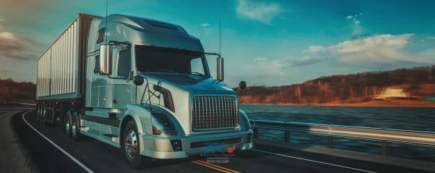 انواع کامیون باربری 7 | آفکو