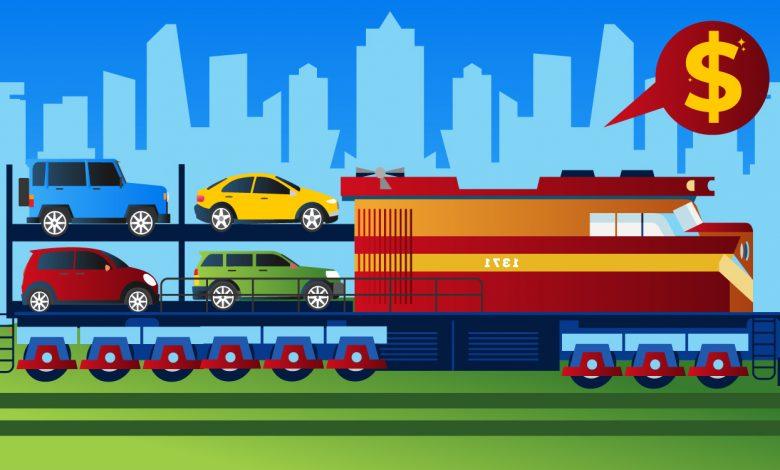حمل خودرو با قطار – شرایط انتقال خودرو به نقاط مختلف با استفاده از قطار 11 | آفکو