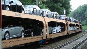حمل خودرو با قطار – شرایط انتقال خودرو به نقاط مختلف با استفاده از قطار 15 | آفکو