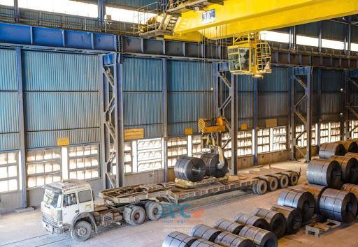 صادرات فولادمبارکه به اقصی نقاط جهان از کیفیت ۱۰۰درصدی محصولات خبر میدهد 5 | آفکو