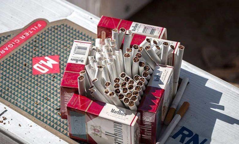 قاچاق سیگار کاهش یافت 5 | آفکو