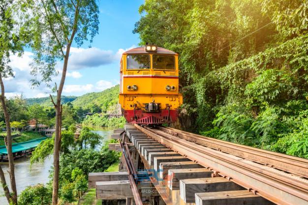 حمل بار با قطار | شرایط ویژه و قوانین خاص حمل و نقل بار با قطار 7 | آفکو