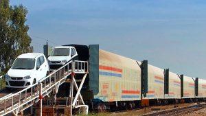 حمل خودرو با قطار – شرایط انتقال خودرو به نقاط مختلف با استفاده از قطار 16 | آفکو