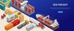 انتقال کالا با روش کراس استافینگ در حمل و نقل دریایی 13 | آفکو