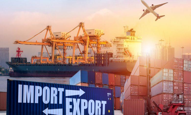 باید آمار واردات و صادرات و اطلاعات ورود و خروج از گمرک دریافت شود 5 | آفکو