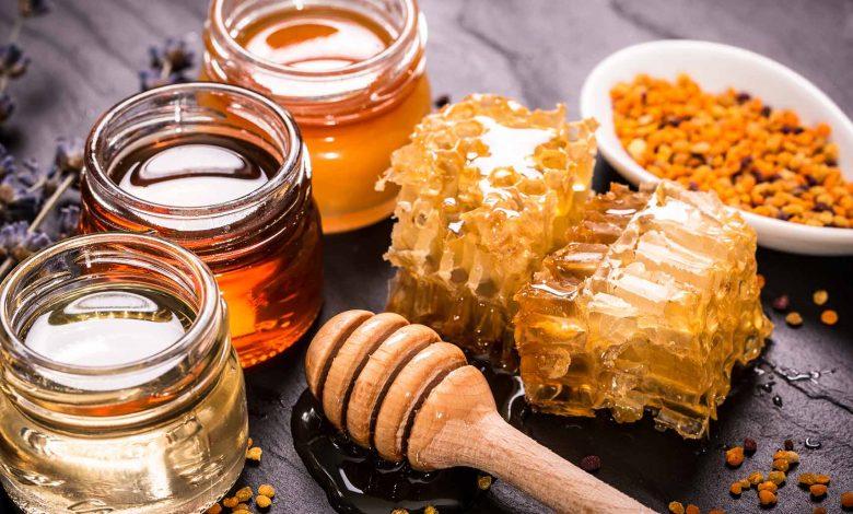 مراحل صادرات عسل 9   آفکو