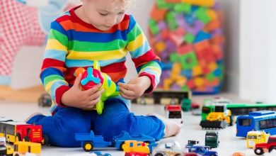 تصویر از واردات و صادرات اسباب بازی