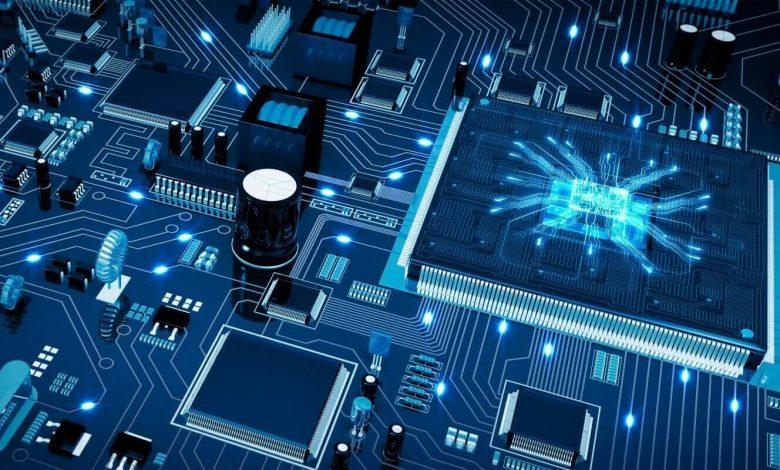 واردات و صادرات قطعات الکترونیک 7   آفکو