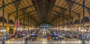 بزرگترین ایستگاههای قطار جهان کدامند؟ 21 | آفکو