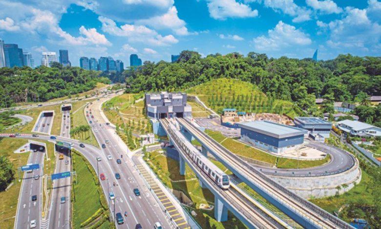 نحوه کار سیستم حمل و نقل در مالزی 5   آفکو