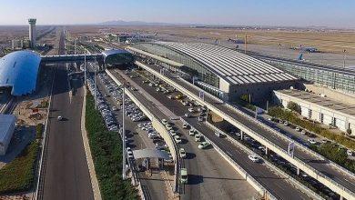 تصویر از فرودگاه امام خمینی (ره) اولین فرودگاه بینالمللی ایران با قابلیت ترانزیت خواهد بود