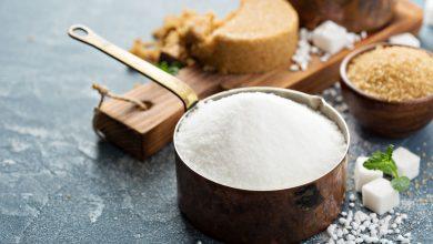 تصویر از صادرات قند و شکر