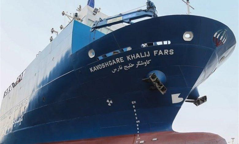 ماموریت یازدهم کشتی اقیانوس پیما انجام می شود 5   آفکو