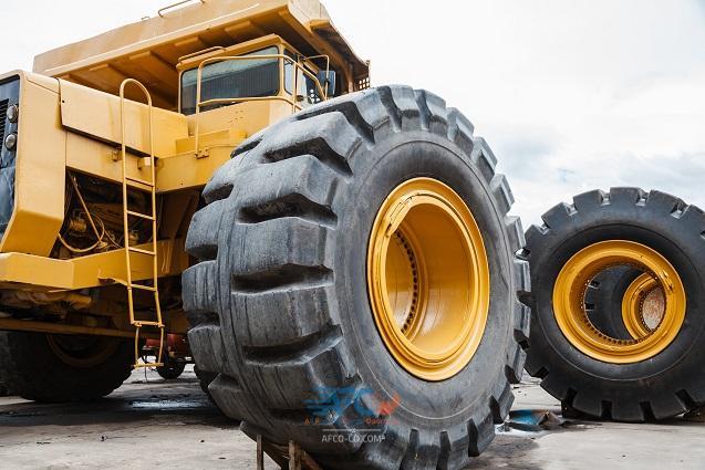 نگهداری لاستیک ماشین های سنگین باری 5 | آفکو