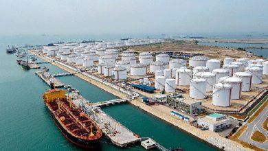 تصویر از پیشرفت 98درصدی پایانه نفتی جاسک برای بارگیری نفت خام از طریق گوی شناور