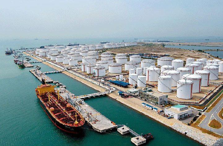 پیشرفت 98درصدی پایانه نفتی جاسک برای بارگیری نفت خام از طریق گوی شناور 5 | آفکو