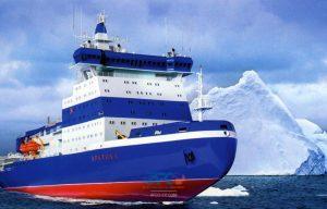 ساخت قدرتمندترین ناوگان یخ شکن دنیا در روسیه 12 | آفکو