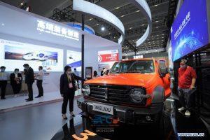 نمایشگاه بین المللی جاده ابریشم در چین 15 | آفکو