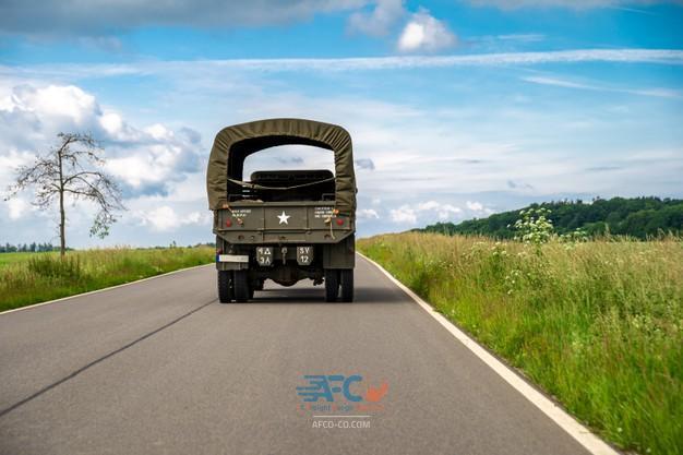 حمل و نقل زمینی نظامی 11 | آفکو